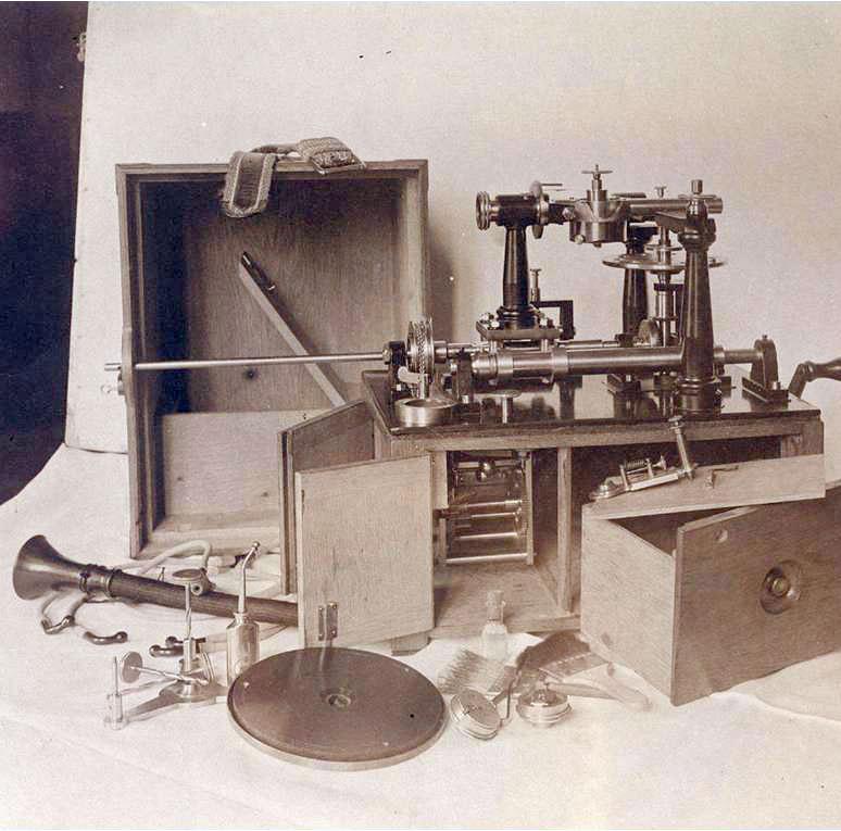 Archiv Phonograph Type I, 1900