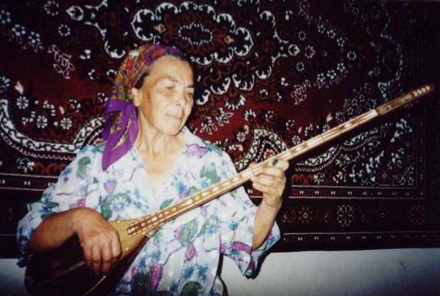 Kimsanhon Ahmedova. Andijan 1996