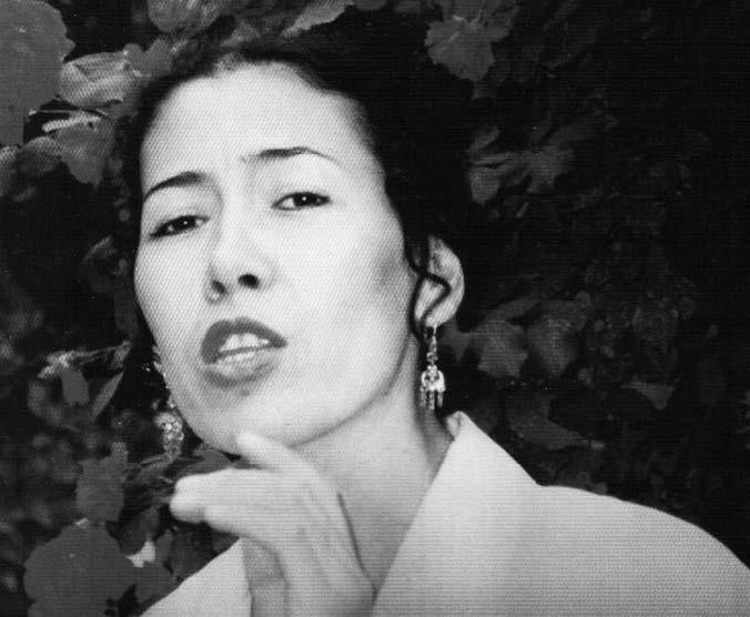 Munojat Yulchieva. Tashkent, 1996