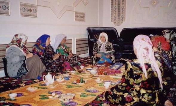 Otin Oy Mukkaram Halilova. Denau, 2006