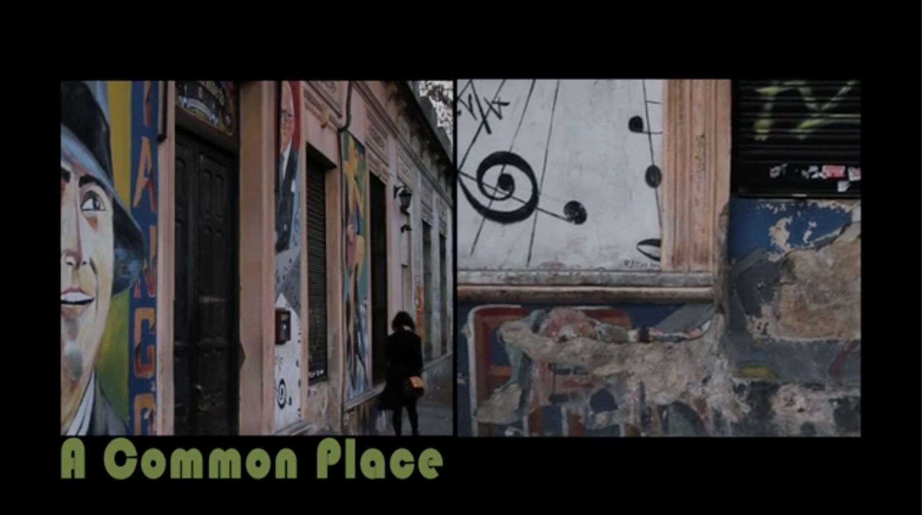 "Screenshot From A Common Place Showing The Outside Of ""el Boliche De Roberto"" In The Almagro"
