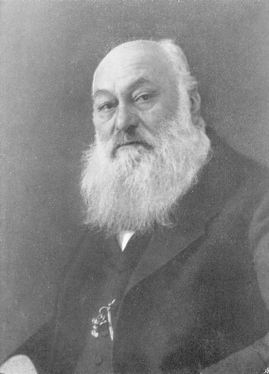Sigmund Exner (1846 1926), Founder And First Director