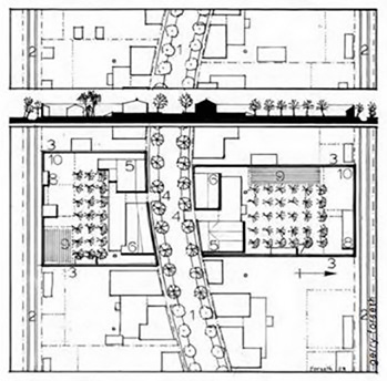 Village Planning Scheme In Ferghana Valley