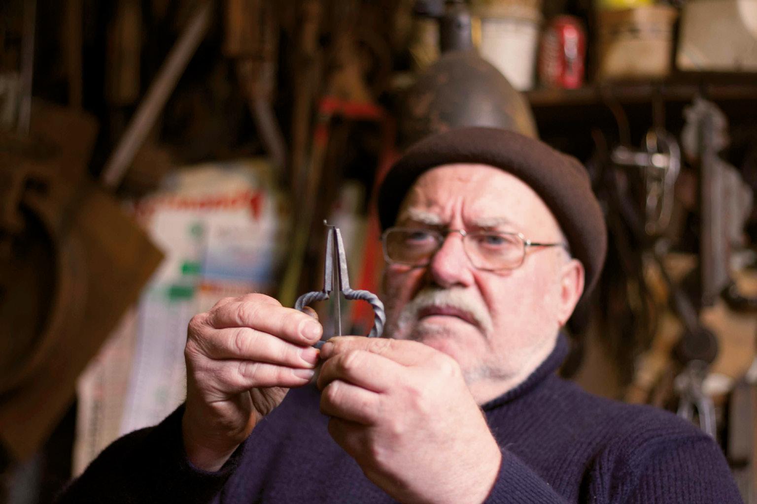 FIGURE-19.-The-maker-Salvatore-Petralia-in-his-workshop-in-San-Giovanni-La-Punta-(photo-R.-Purpura)